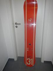 Snowboard NITRO Abarth Pantera 163