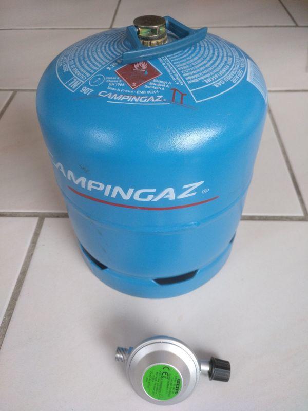 Campingaz-Flasche Typ 907