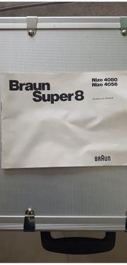 Braun Nizo 4080 Super 8