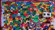 Lego Duplo über 400 Bauteile