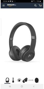 Beats Solo 3 Wireless Schwarz
