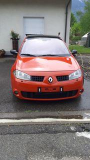 Renault Megane 2 sport