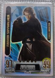 Star Wars Anakin Skywalker Sammelkarte