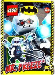Lego Batman - Mr Freeze - Polybag
