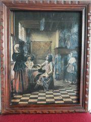 Gemälde Rustikal