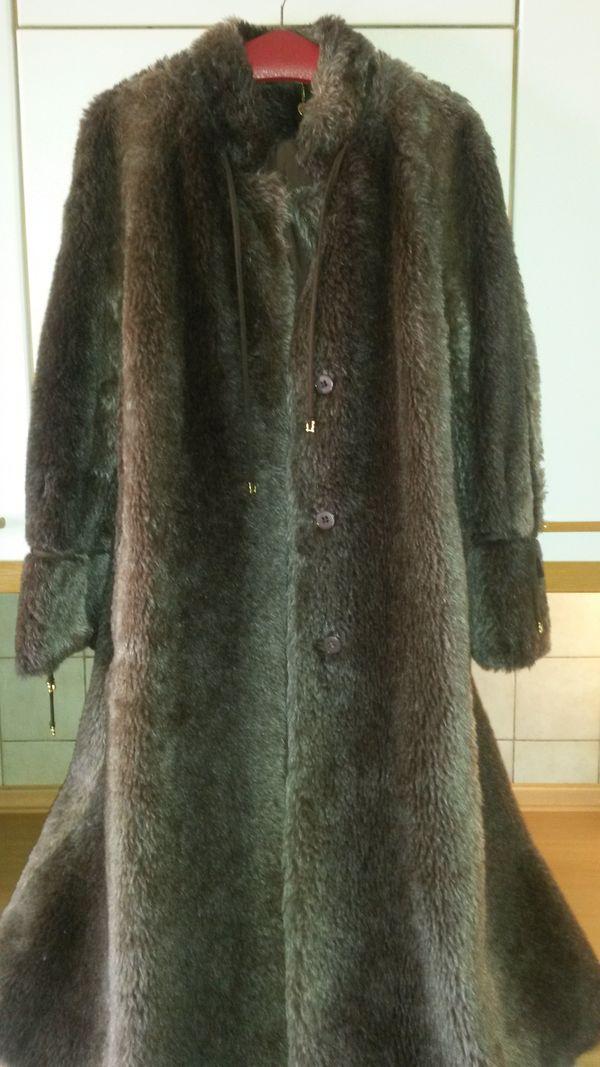 online store 0ad91 a86df Alpaka Mantel in Heddesheim - Leder-/Pelzbekleidung, Damen ...