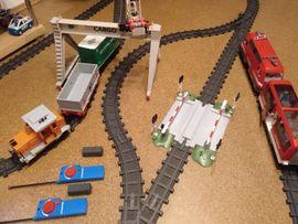 Bild 4 - Playmobil - ferngesteuerte elektrische Eisenbahn mit - Heidelberg Innenstadt