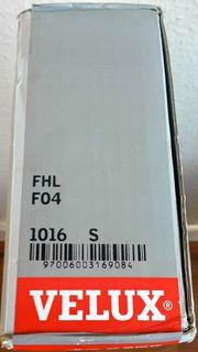 Velux Faltstore Plissee FHL F04