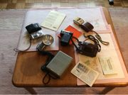 Voigtländer Kamera Blitzgerät Sixomat Belichtungsmesser
