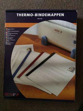 Thermo Bindegerät GENIE 4201: Kleinanzeigen aus Weimar Nordvorstadt - Rubrik Büromaschinen, Bürogeräte