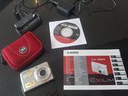 Digitalkamera Casio EX-S880