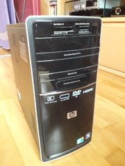 PC HP mit Windows 07