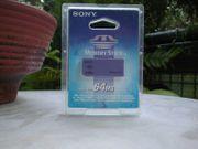 Sony Memory Stick 64mb MSA-64A