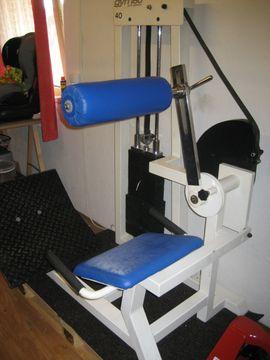 Fitness, Bodybuilding - Bodybuilding Hyperextension