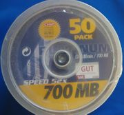 Platinum CD-R 700MB 50-er Spindel