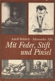 DDR Böhlich Mit Feder Stift