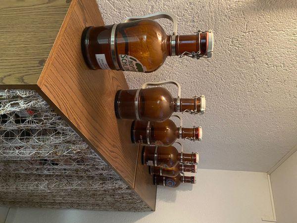 13 x Biersiphon - Bierflasche - Bügelverschluß
