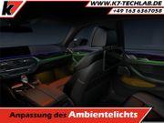 BMW Ambiente Beleuchtung codieren G01