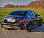 Mercedes C220 d 4 matic