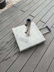 Schirmständer Granit 50 kg