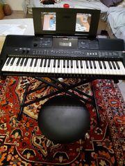 Yamaha Keyboard zu verkaufen