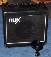Verkaufe nuX MIGHTY 15 DFX
