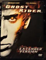 GHOST RIDER EXTENDED VERSION DVD