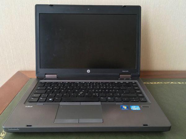 HP Laptop ProBook 6470b DEFEKT