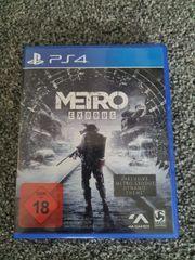 Metro Exodus PS 4