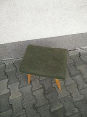 Hocker Fußablage Bastel Projekt