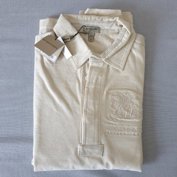 Burberry rugby polo shirt Gr