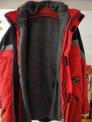 Herren Winteranorak- Skijacke Größe M
