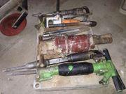 Presslufthammer - einige zu verkaufen