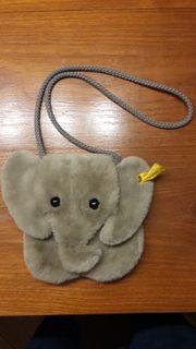 Steiff Brustbeutel Elefant - sehr niedlich