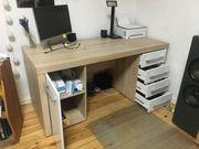 SCHNÄPPCHEN Schöner Schreibtisch - sehr geräumig