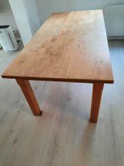 Küchentisch Esstisch Hartholz