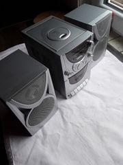 Stereoanlage Miniformat