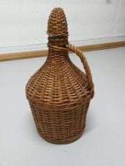 Korbflasche 5 Liter