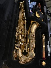Yamaha YAS-475 Alt Saxophone