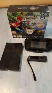 Wii U inkl Mariokart 8