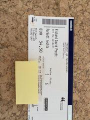 2 Tickets für Richard David