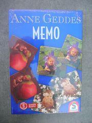 Neues Memory von Anne Gaddes