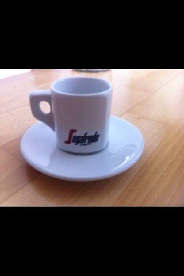 Espressotassen 4 Stk neu