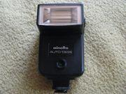 Minolta Auto 132x Blitzgerät