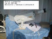 Lichtwerfer Grafik GL 250 HAL