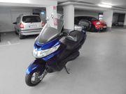 Verkaufe Suzuki AN400 Motorroller