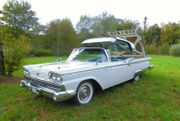 Ford Fairlane Galaxie Skyliner 1959