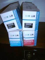 4x Brother Laser Toner Cartridge