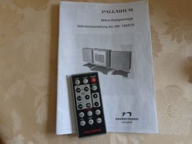 Bild 4 - Palladium VTC-CD 1032 Radio älter - Hamburg Eidelstedt