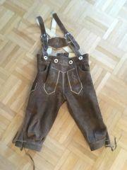 Original Steindl Lederhose Größe 92